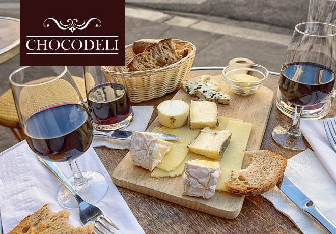 Svenska ostar och världens viner